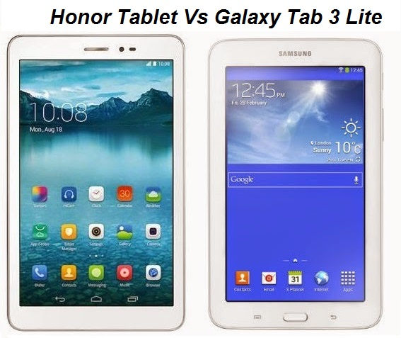 honor tablet vs galaxy tab 3 lite my360mobile. Black Bedroom Furniture Sets. Home Design Ideas