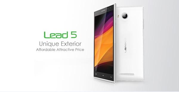 Leagoo lead 5 battery kit